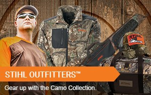 STIHL Outfitters - Camo Collection